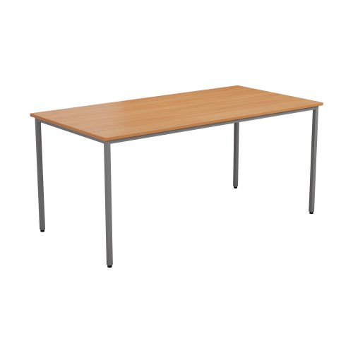 Jemini Rectangular Table 1800 x 800mm Beech OMPT1880RECBE2
