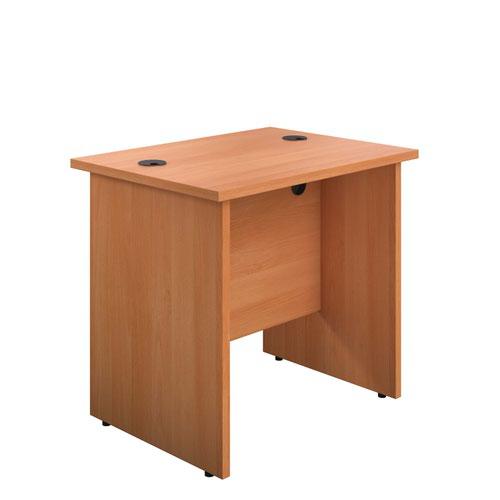 800X600 Panel Rectangular Desk Beech