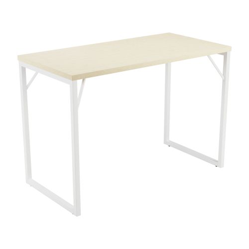 Awesome Picnic High Table 2000 Maple Top And White Legs Uwap Interior Chair Design Uwaporg