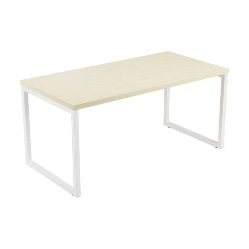 Miraculous Picnic Low Table 1600 Maple Top And White Legs Uwap Interior Chair Design Uwaporg