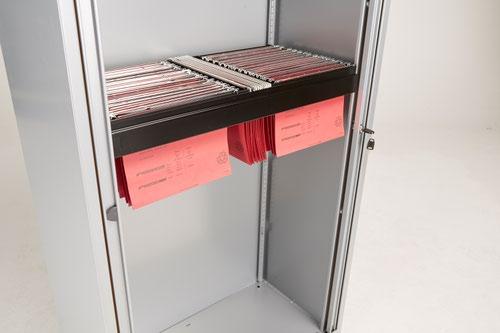 Bisley Essentials Roll-Out Suspension Filing Frame - Black