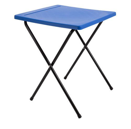 Titan Exam Desk - Blue