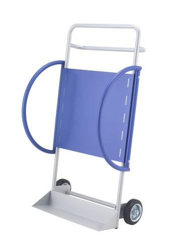 Titan Chair Trolley - Black