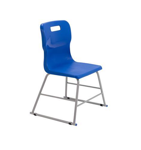 Titan High Chair Size 2 - 395mm Seat Height - Blue