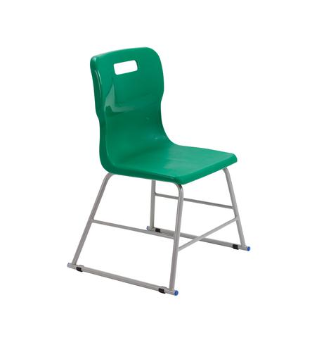 Titan High Chair Size 2 - 395mm Seat Height - Green