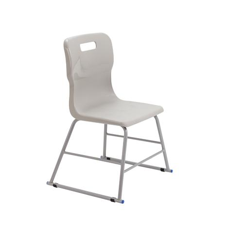 Titan High Chair Size 2 - 395mm Seat Height - Grey