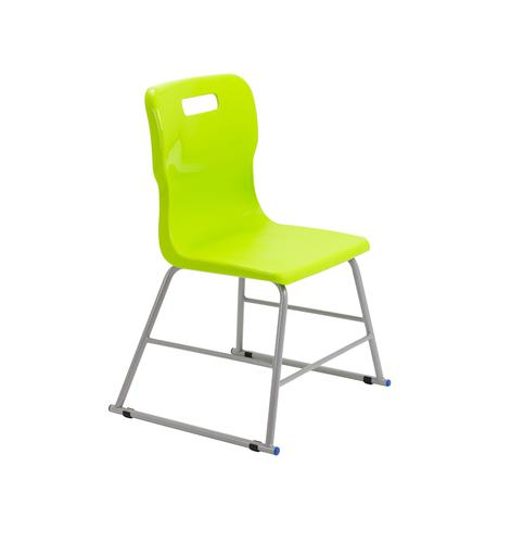 Titan High Chair Size 2 - 395mm Seat Height - Lime