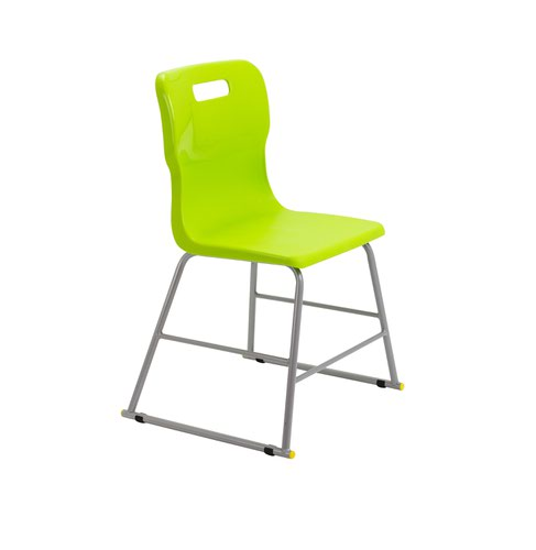 Titan High Chair Size 3 - 445mm Seat Height - Lime