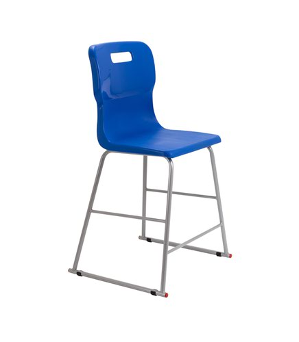 Titan High Chair Size 4 - 560mm Seat Height - Blue