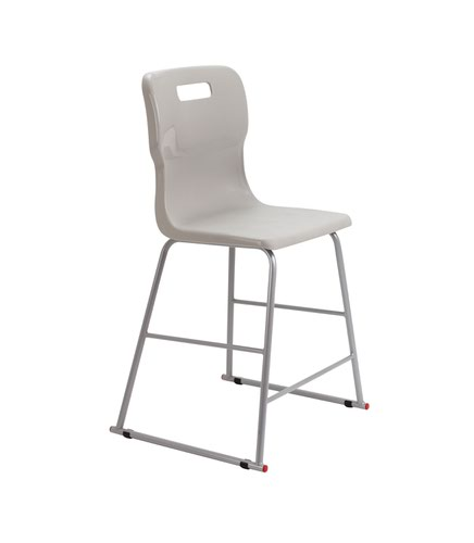 Titan High Chair Size 4 - 560mm Seat Height - Grey