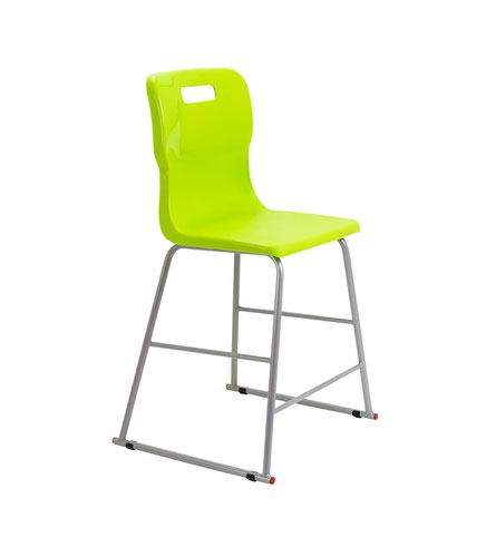 Titan High Chair Size 4 - 560mm Seat Height - Lime