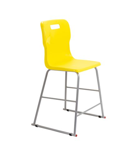 Titan High Chair Size 4 - 560mm Seat Height - Yellow