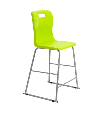 Titan High Chair Size 5 - 610mm Seat Height - Lime