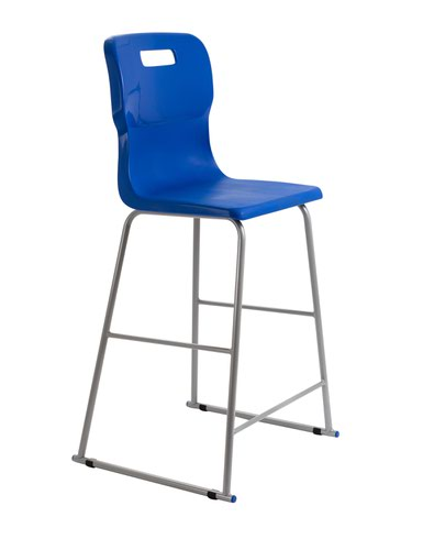 Titan High Chair Size 6 - 685mm Seat Height - Blue