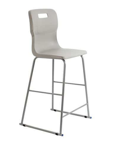 Titan High Chair Size 6 - 685mm Seat Height - Grey