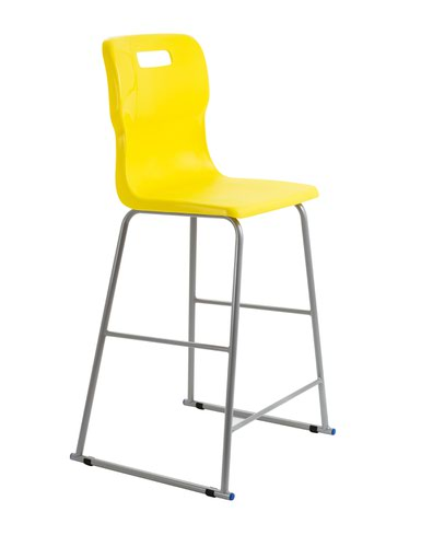 Titan High Chair Size 6 - 685mm Seat Height - Yellow