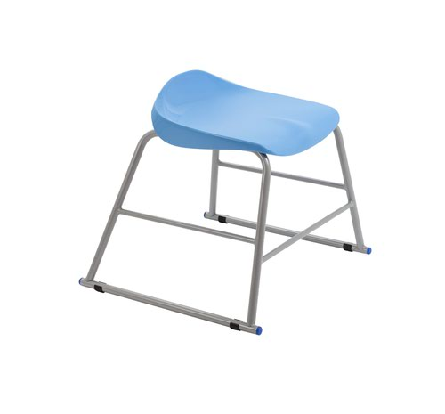 Titan Stool Size 2 - 395mm Seat Height - Sky Blue