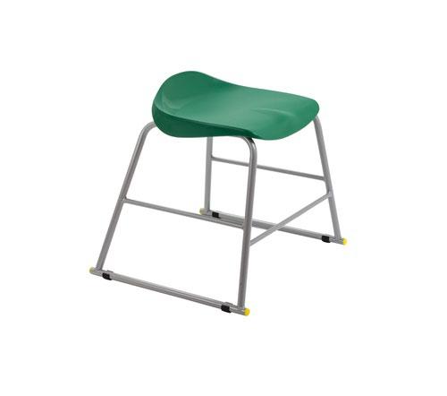 Titan Stool Size 3 - 445mm Seat Height - Green