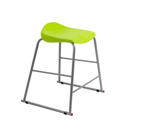 Titan Stool Size 4 - 560mm Seat Height - Lime