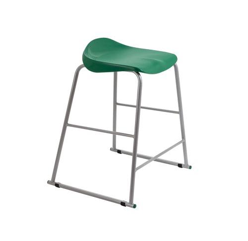 Titan Stool Size 5 - 610mm Seat Height - Green
