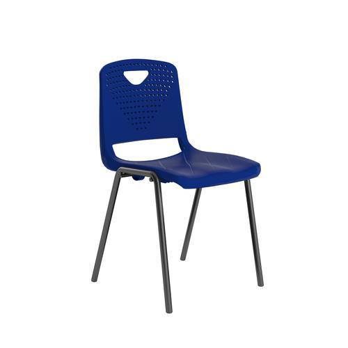 Study Chair Blue