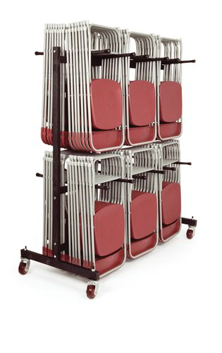 Folding Chair Trolley To Hold 140 Folding Chairs