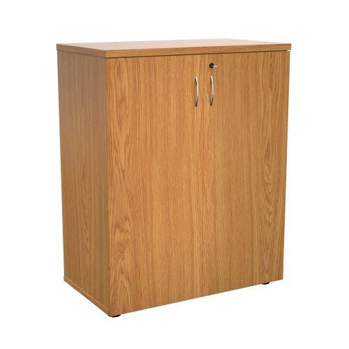 FF First Wooden Storage Cupboard 1000mm Nova Oak WDS1045CPNO