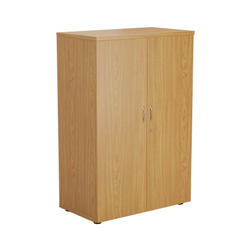 FF First Wooden Storage Cupboard 1200mm Nova Oak WDS1245CPNO