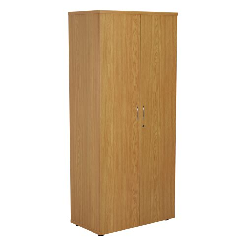 FF First Wooden Storage Cupboard 1800mm Nova Oak KF820970