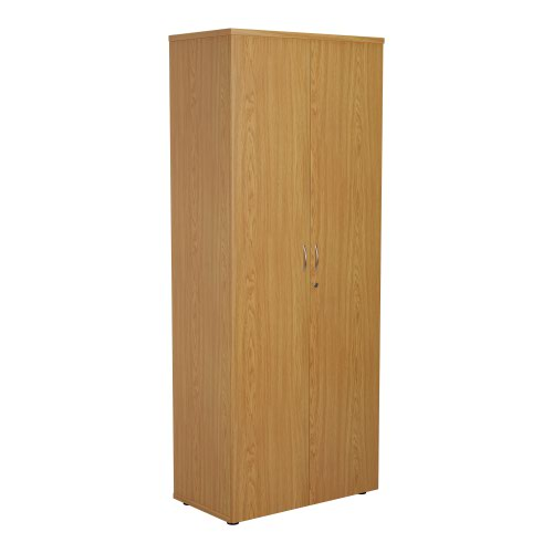 FF First Wooden Storage Cupboard 2000mm Nova Oak WDS2045CPNO