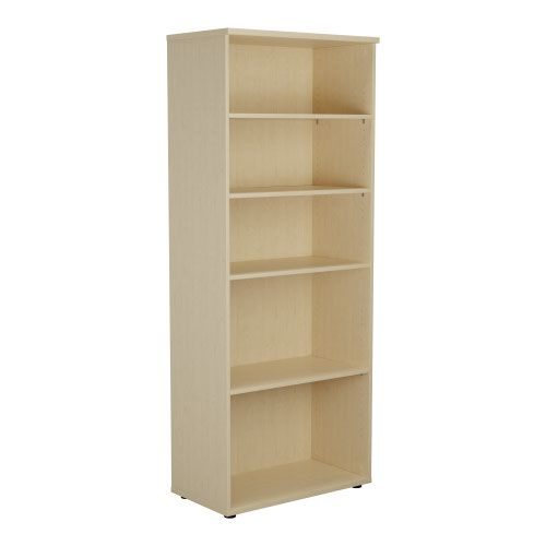 2000 Wooden Bookcase (450mm Deep) Maple