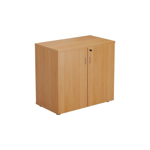 FF First Wooden Storage Cupboard 730mm Beech KF820840