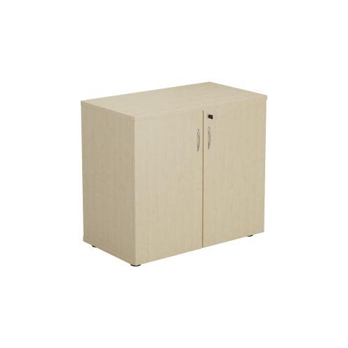 700 Wooden Cupboard (450mm Deep) Maple