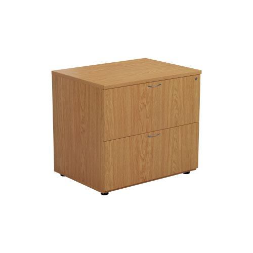Jemini 2 Drawer Side Filer Nova Oak KF71529
