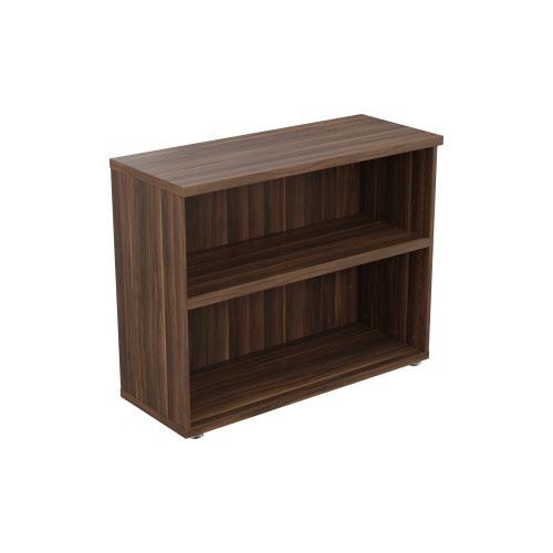 Regent 800 Bookcase Dark Walnut