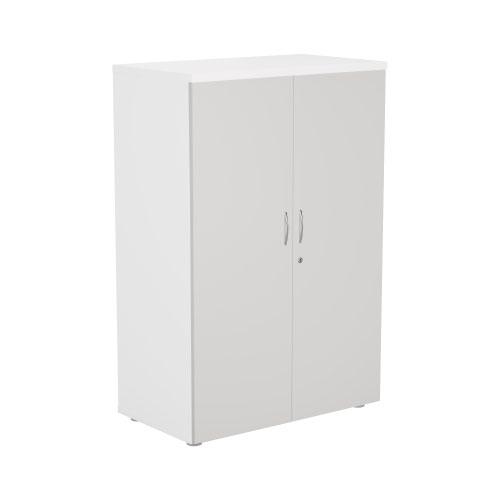 1200 Wooden Cupboard Doors - White