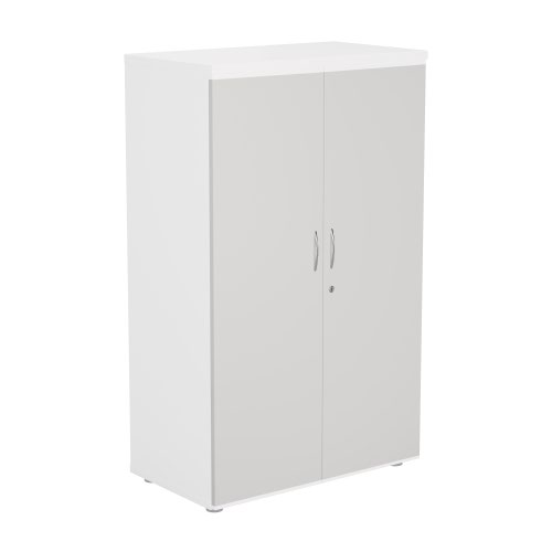 1600 Wooden Cupboard Doors - White