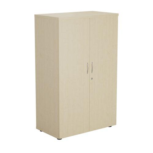 1600 Wooden Cupboard (450mm Deep) Maple