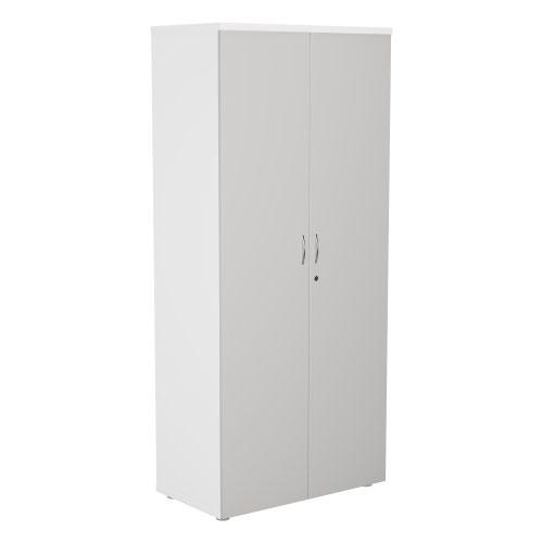 1800 Wooden Cupboard Doors - White