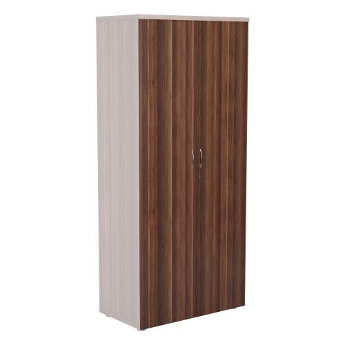 2000 Wooden Cupboard Doors - Dark Walnut