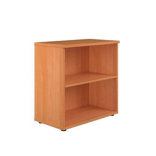 800 Wooden Bookcase (450mm Deep) Beech
