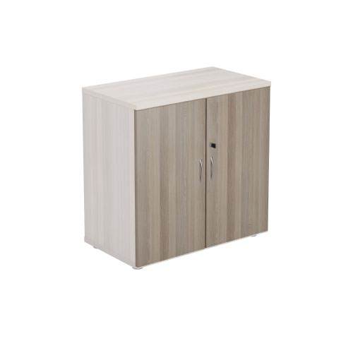 800 Wooden Cupboard Doors - Grey Oak