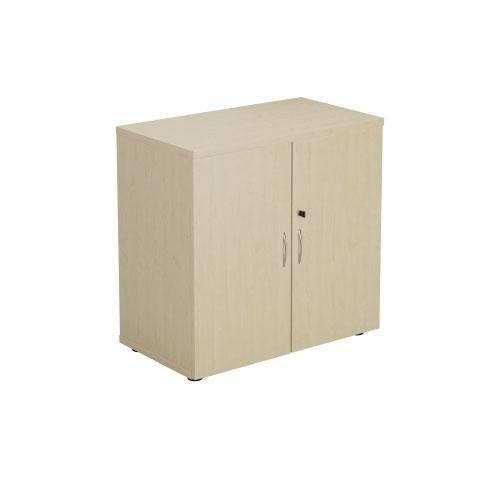 800 Wooden Cupboard (450mm Deep) Maple