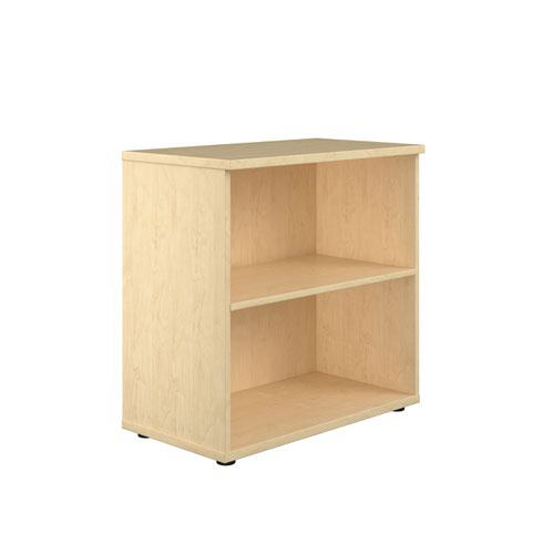 800 Wooden Bookcase (450mm Deep) Maple