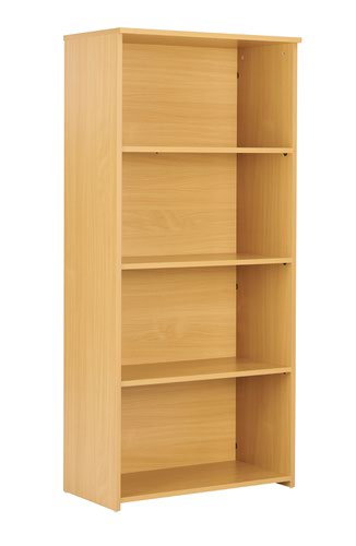 Eco 18 Premium 1600 Bookcase Oak