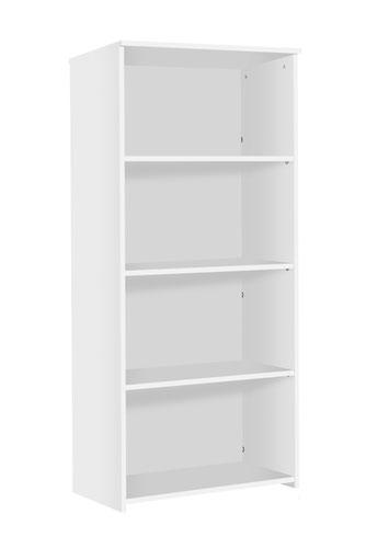 Eco 18 Premium 1600 Bookcase White