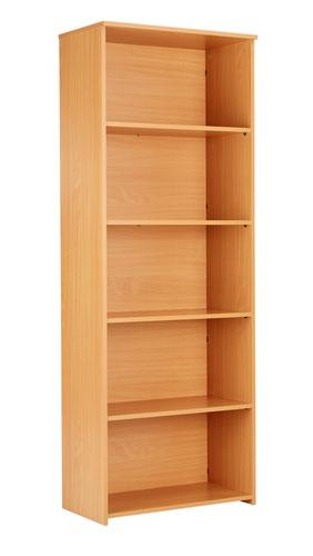 Eco 18 Premium 2000 Bookcase Beech