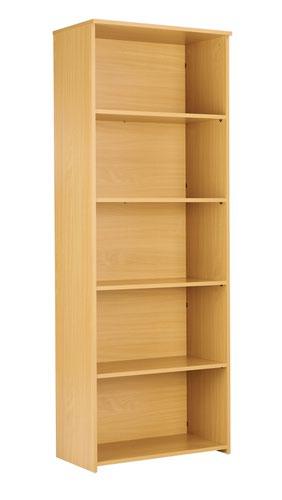 Eco 18 Premium 2000 Bookcase Oak