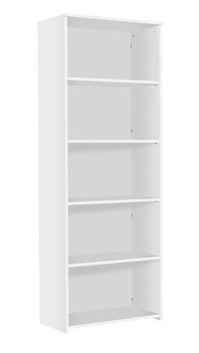 Eco 18 Premium 2000 Bookcase White