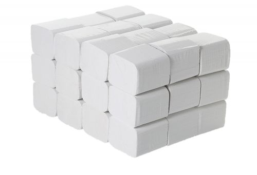 Tecman Premium Bulk Pack Toilet Tissue 100mm X 100mm 250 Sheets Case 36